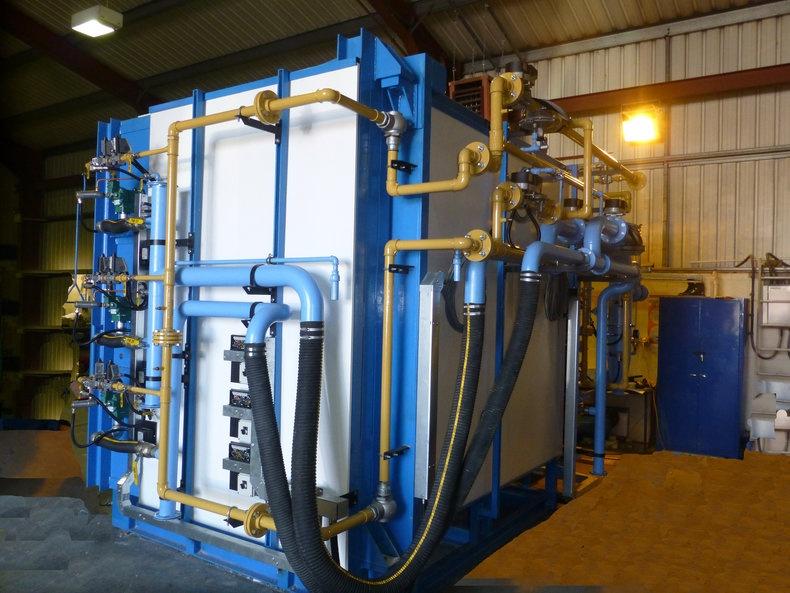 Case Study - Utilisation of Therser UK's Unique MMC (Multi-Zone Multi-Mode Combustion) System