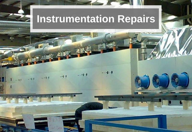 Instrumentation Repairs