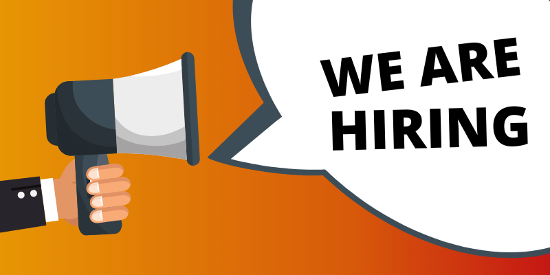 Megaphone - We Are Hiring